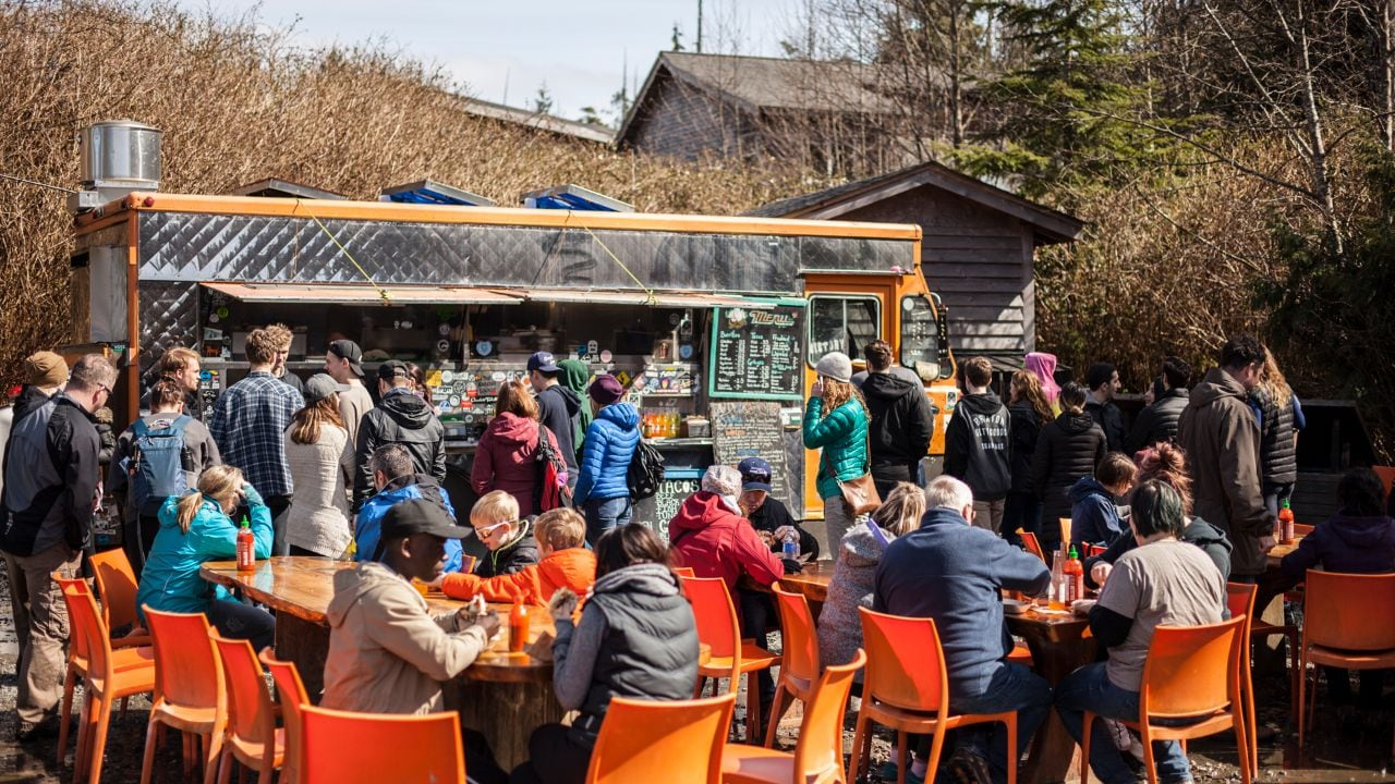 Tofino Offers Tasty Food In A Lively Setting