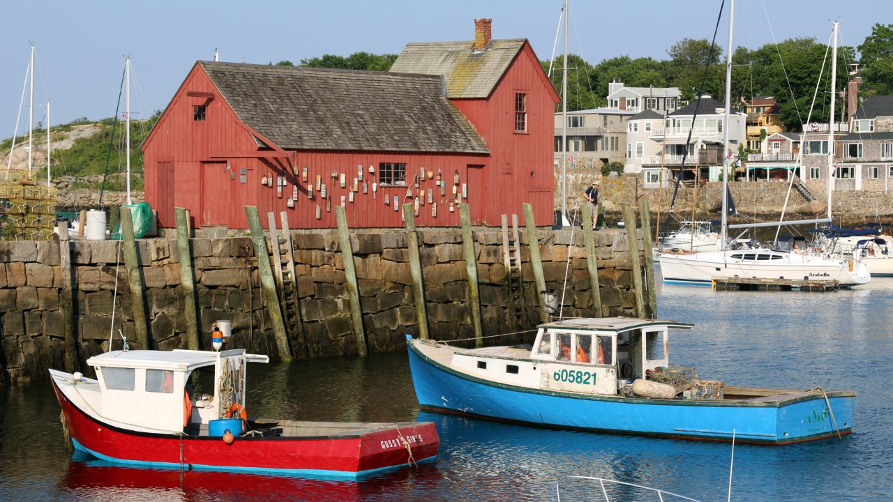 Enterprise Rental Truck >> Take the Perfect Weekend Getaway to Rockport, MA ...