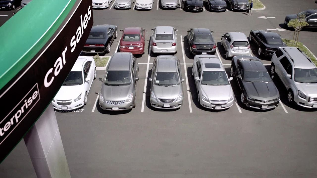 Car sales locations
