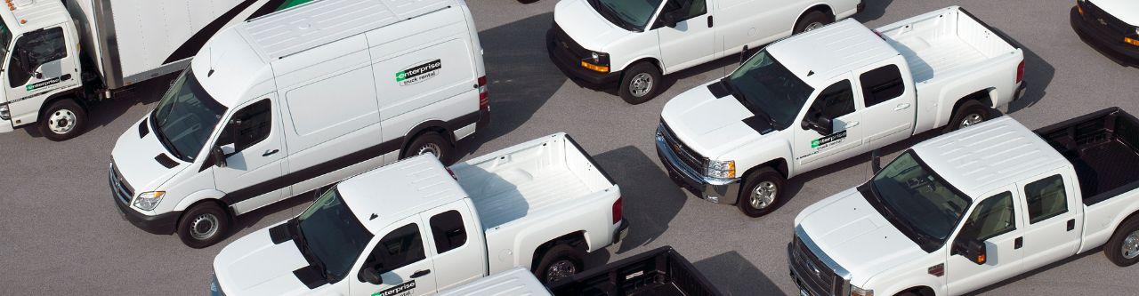 Enterprise Moving Truck, Cargo Van and Pick-up Truck Rental