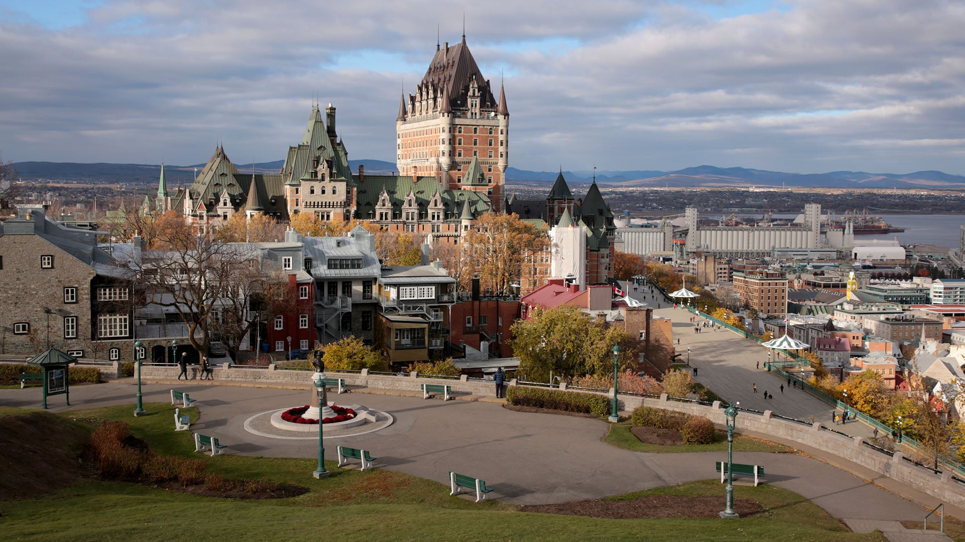 746defe7f7 Romantic Weekend Getaway in Quebec City - Pursuits with Enterprise ...